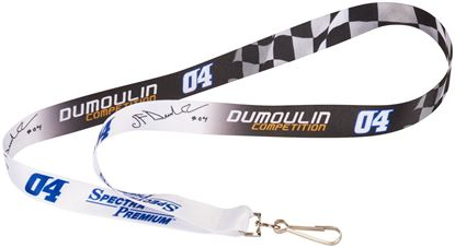 Picture of Motorsports Lanyard