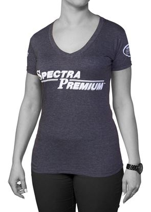 Picture of Women`s V-neck T-Shirt