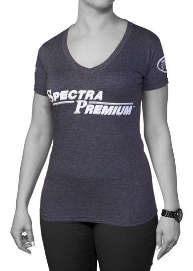 Image sur T-Shirt Femme Col en V