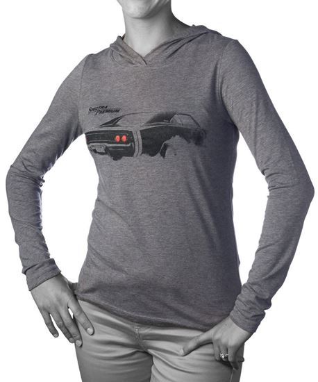 Picture of Women s Hooded Shirt