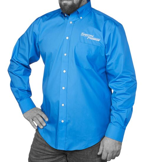 Picture of Men's Shirt French Blue