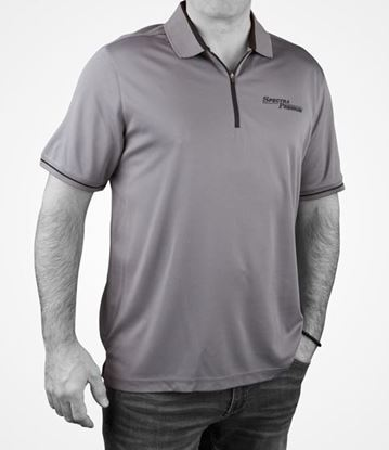 Picture of Men's Cutter & Buck Polo, Grey